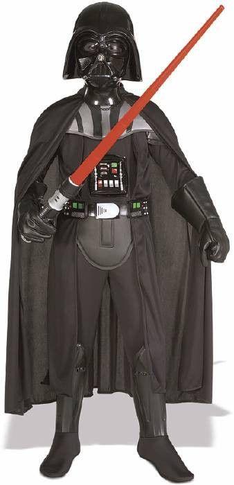 Star Wars Darth Vader Deluxe Boy's Costume