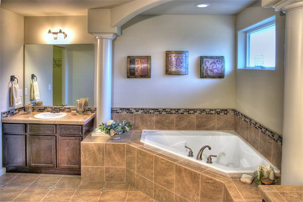 1000 images about columns on pinterest for Master bathroom tile ideas