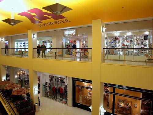 Shops at University Square