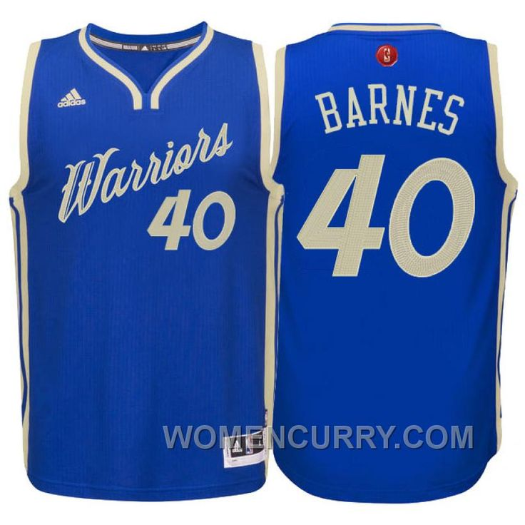 https://www.womencurry.com/nba-201516-season-golden-state-warriors-40-harrison-barnes-christmas-blue-jersey.html NBA 2015-16 SEASON GOLDEN STATE WARRIORS #40 HARRISON BARNES CHRISTMAS BLUE JERSEY DISCOUNT Only $128.00 , Free Shipping!