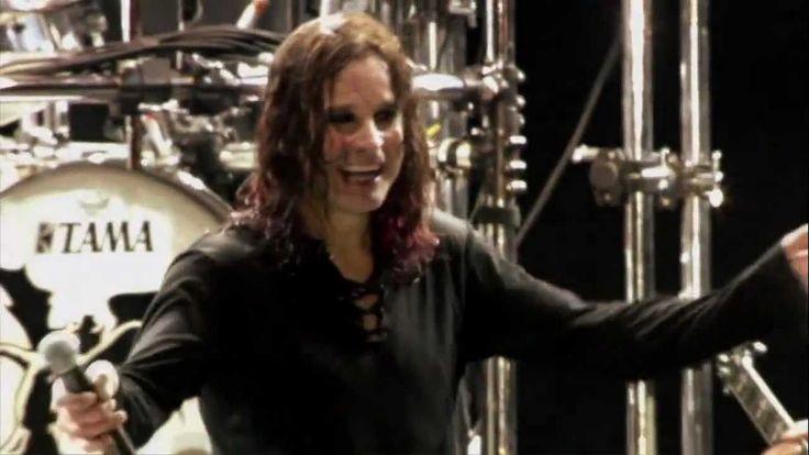 Black Sabbath - Paranoid (HD)