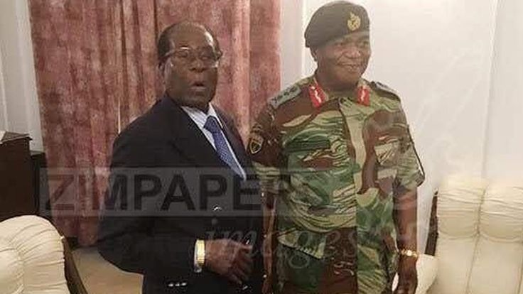 Zimbabwe latest: Mugabe 'resisting calls to resign' https://tmbw.news/zimbabwe-latest-mugabe-resisting-calls-to-resign  Zimbabwe's long-time President Robert Mugabe is reportedly refusing to step down immediately, despite growing calls for his resignation.The 93-year-old was put under house arrest during a military takeover on Wednesday, amid a power struggle over who would succeed him.There has been no official word on the outcome of talks he had with regional envoys and the army chief…