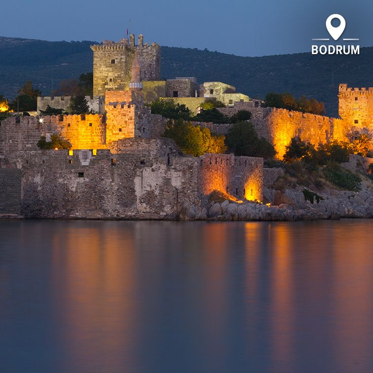 Bodrum is the hometown of the Tomb of Mausolus at Halicarnassus, one of the Seven Wonders of the Ancient World. But when you see the beauty of Bodrum, no need to wonder why this was the city he chose to be his final resting spot!