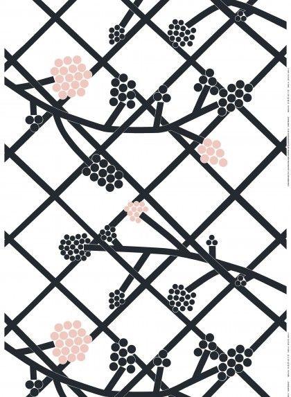 Hortensie  cotton linen