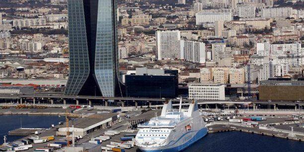 L'armateur CMA CGM cède son port de Los Angeles pour 817 millions de dollars
