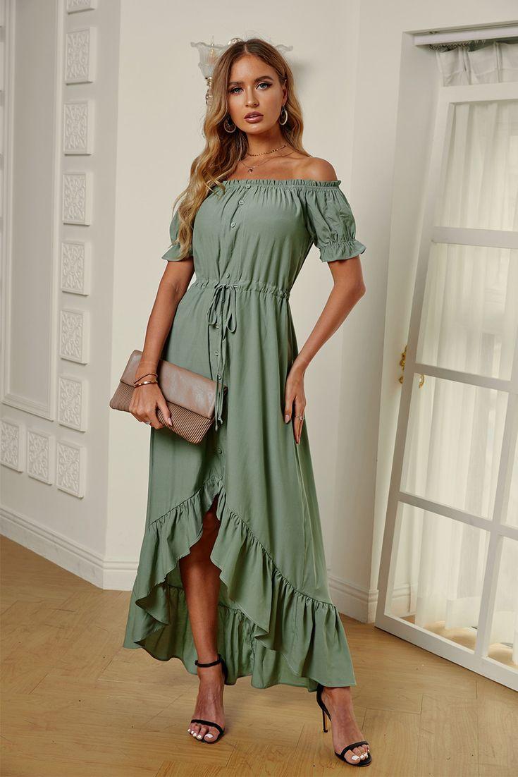 Stella Lace Maxi Dress in Taupe   Boho dresses long, Taupe maxi ...