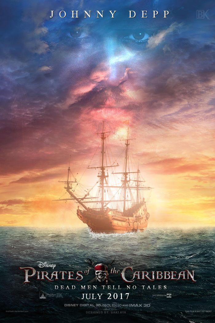 disney pirates 2017 poster | Pirates of the Caribbean 5 (2017) Teaser Poster by krallbaki on ...
