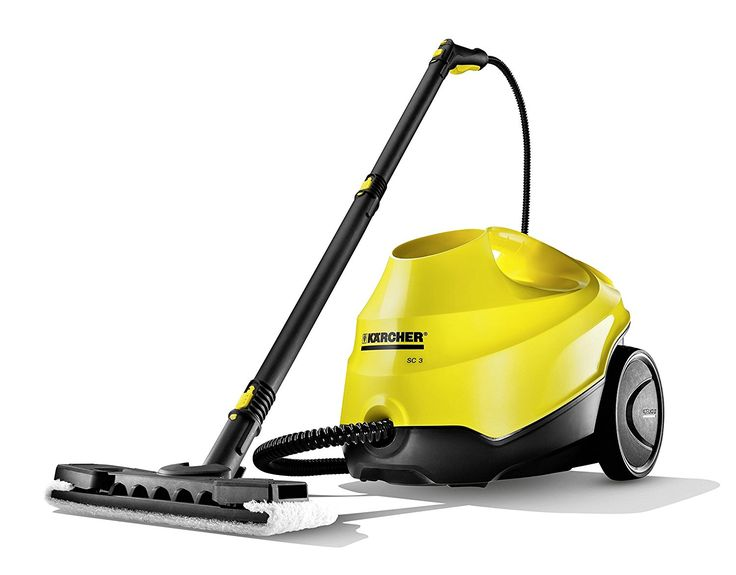 Karcher SC3 All-in-One Steam Cleaner, 1900 W, 3.5 Bar -- More info could be found at the image url. #MowersandOutdoorPowerTools