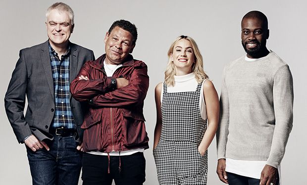 Craig Charles to host revamped Gadget Show