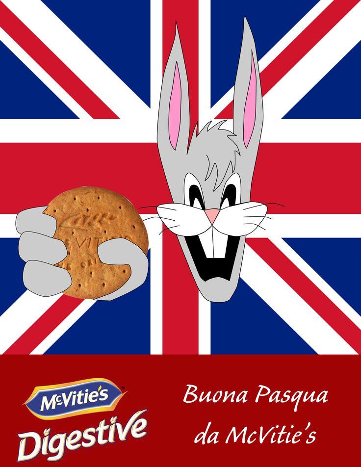 #mcvitiesitalia #mcvitiesdigestive #mcvitiesoriginal #mcvities #coniglio #bugsbunny #carota #biscuit #biscotto #food #cibo #personaggiolooneytunes #Ehmchesuccedeamico? #snackgustoso #sweet #dolce