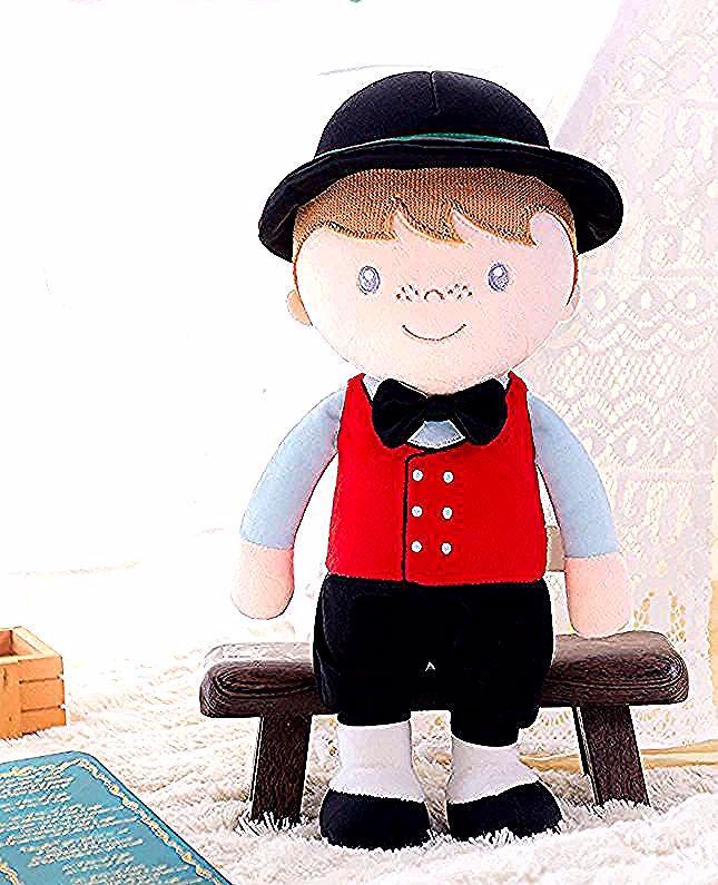 Gloveleya ألعاب من القطيفة هدايا عيد الميلاد النرويجية بوي بيبي بوي دمى محشوة دمى هدايا للأطفال على Aliexpress Hello Kitty Teddy Bear Kitty