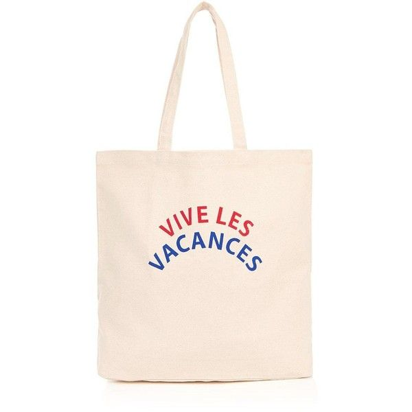 Whistles Vive Les Vacances Shopper Bag (1,520 THB) ❤ liked on Polyvore featuring bags, handbags, tote bags, nude, shopper tote bag, oversized beach tote bags, pink handbags, pink beach tote and shopper tote