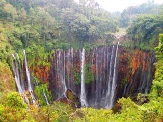 Coban Sewu Lumajang | Tumpak Sewu, Air Terjun Surga yang Tersembunyi
