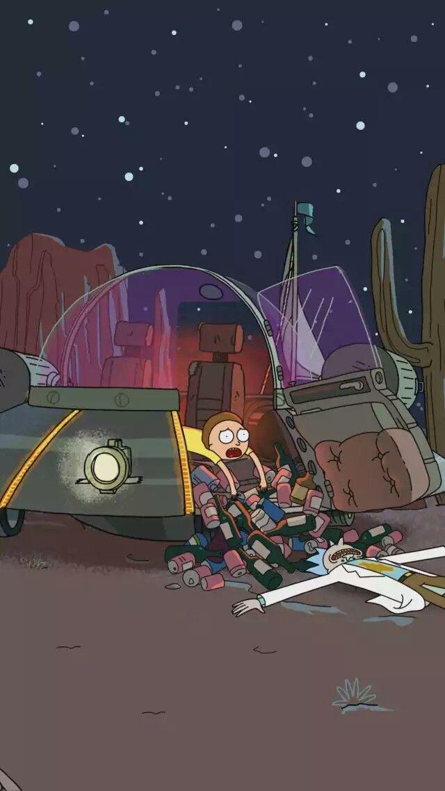 《Rick und Morty》