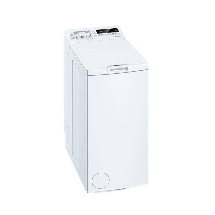 notebooksbilliger Siemens WP12T227 Weiß Waschvollautomat, Toplader, A+++, 7kg, 1200U/min-: Item number: A 594641 Company:…%#Quickberater%