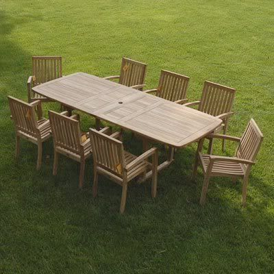 best  about Outdoor Furniture on Pinterest  Dining sets