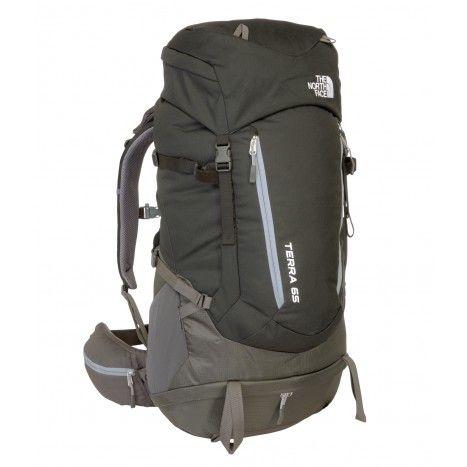 De Terra 65 van @The North Face is een geschikte #backpack om tot 20 kilogram spullen met u mee te dragen. De comfortabele schouderbanden en heupgordel zorgen voor veel draaggemak. #dws