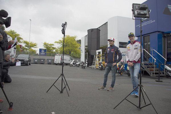 Alex Marquez Photos - MotoGp of France - Press Conference - Zimbio