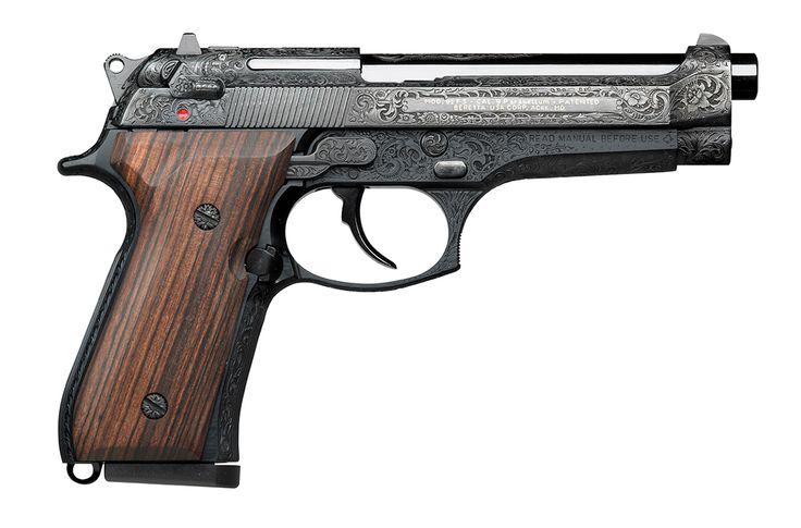 Берета 92 / No. 7 of 10 - Beretta 92FS Limited Edition inspired by Spring season