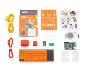 KANO IS A COMPUTER KIDS CAN BUILD FROM SCRATCH