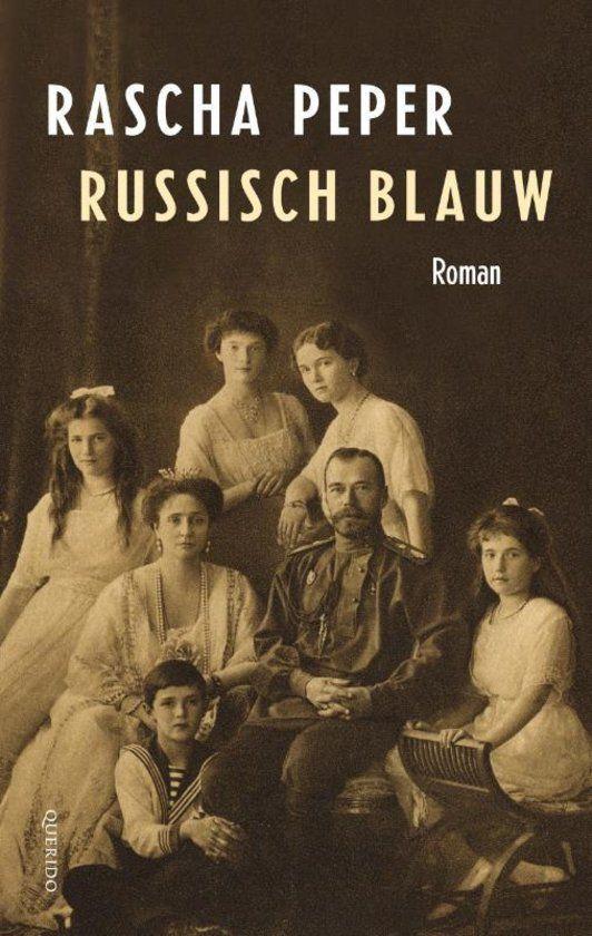 52/52 Door Russisch blauw (ebook) van Rascha Peper is de uitdaging voor 2016 afgerond. Was een leuk boek. Fantasievol als vaker bij Rascha Peper met toch een onverwachte wending aan het eind
