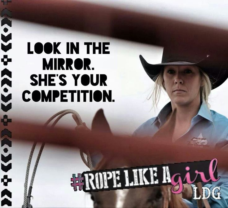 This is so true.  Everyone seems to think we are in competition with the other rider that is good, but our true competition lies in the mirror.  If we do ride and do better than the day before then we have acomplished something great.  Never let fear stand in the way of our dreams.