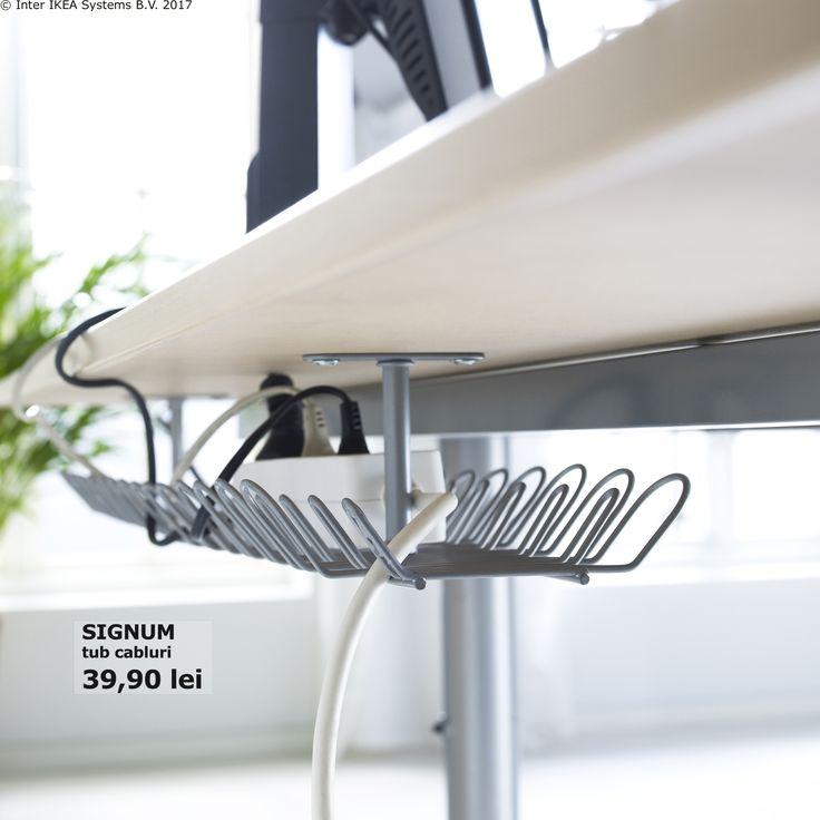 Dacă biroul este curat și organizat, toată treaba poate fi gata mai repede.