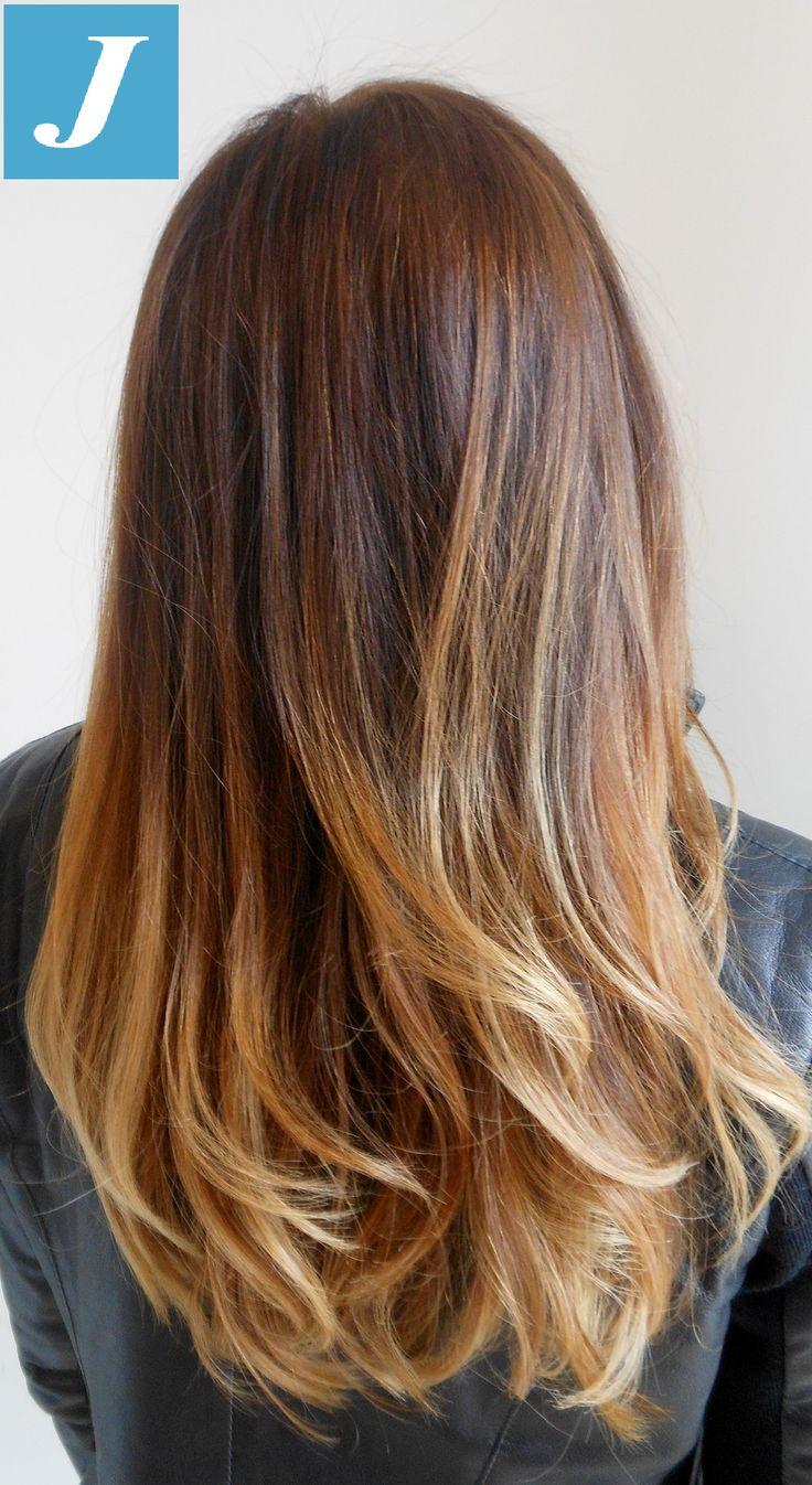 Capelli lunghi, sani, eleganti; capelli firmati #Degradè #Joelle! By Martina Caporaletti per Centro Degradè Joelle Sforzacosta