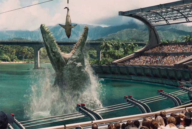 6 Amazing Mosasaur Facts to Prepare You For 'Jurassic World' | Mental Floss