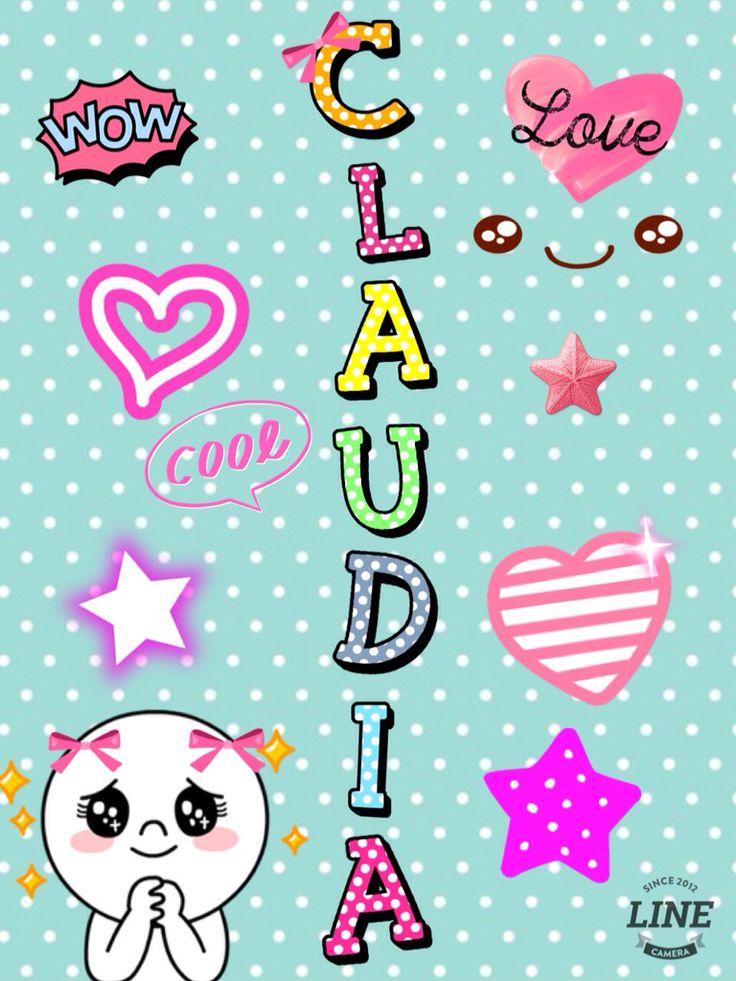 #Claudia