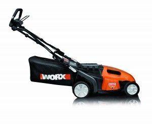 Cordless Lawn Mower Review: worx wg789