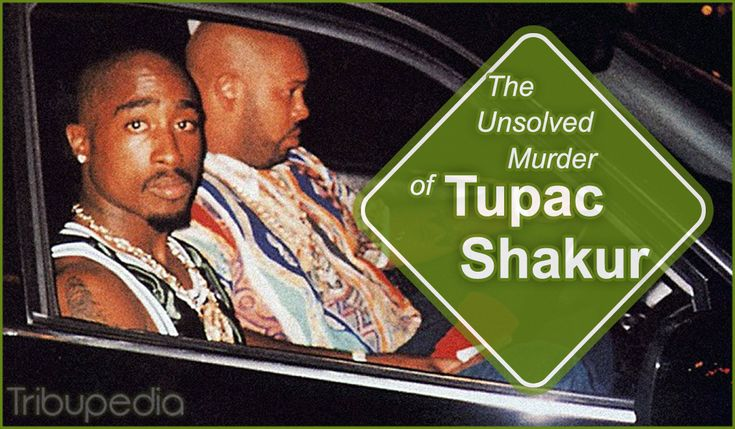 September 7th, 1996 - American rapper / hip-hop artist Tupac Shakur was shot in a drive-by shooting in Las Vegas, Nevada. Tupac was riding in a BMW driven by Suge Knight. The pair was stopped at a traffic light at East Flamingo Road and Koval Lane at 11:15 p.m. when the shooting occurred. But, who killed Tupac?