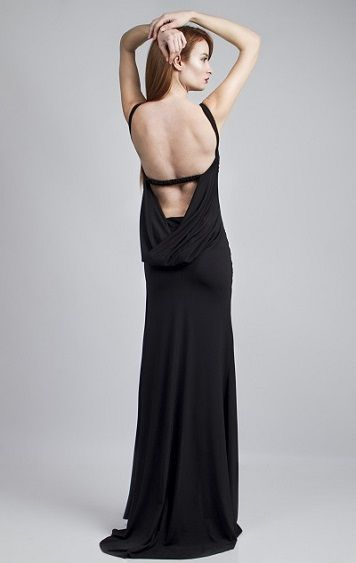 Christine&Joe loves backless maxi dress