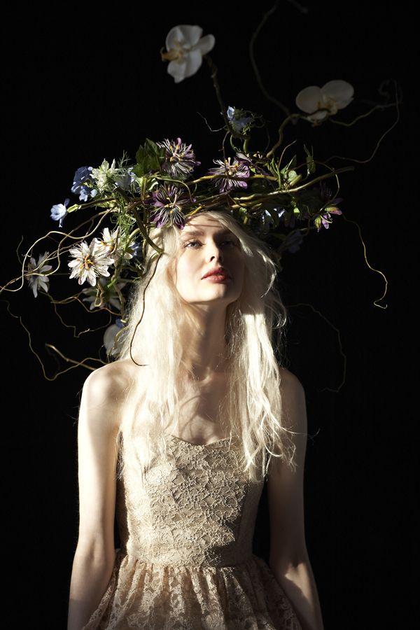 30 Best Flower Fashions Images On Pinterest Floral