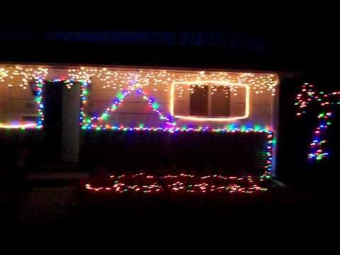 christmas lights control system part 9 show from vixen youtube - Automated Christmas Lights
