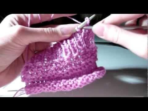 Základy pletení 2 - Knitting basics