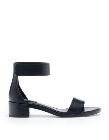 Bershka Slovakia - Bershka strappy sandals