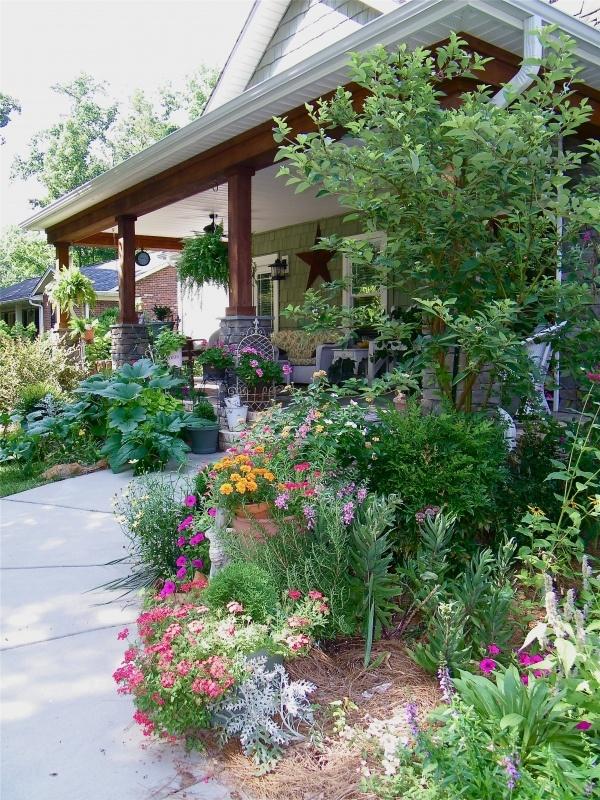 13 best craftsman garden design images on pinterest