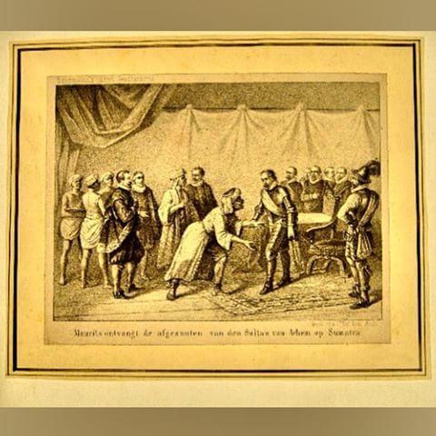KESULTANAN ACEH NEGARA BERDAULAT PERTAMA YANG MENGAKUI KEMERDEKAAN REPUBLIK BELANDA DARI KERAJAAN SPANYOL DI TAHUN 1602 | Tengkuputeh