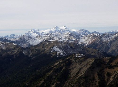 As the highest peak in the Olympic Mountains and an excuse to hike through the Washington rainforest, Mt Olympus is on the list of climbs I'd like to complete.