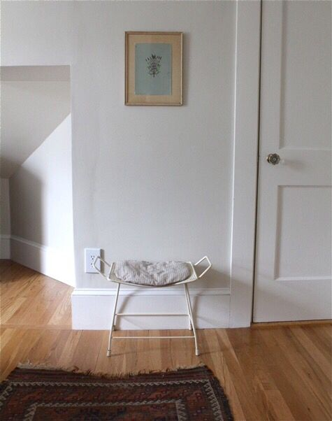 Wall Color Is Gray Mist Benjamin Moore Paint Colors For