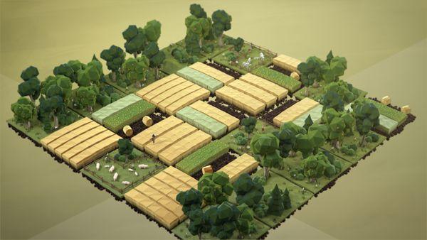 Lets Talk About Soil by Uli Henrik Streckenbach, via Behance