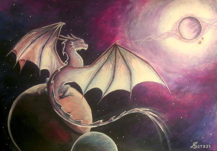 40 amazing illustration artwork about dragon