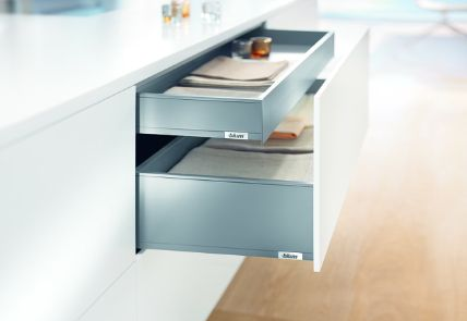 #Legrabox from #Blum -- kitchen investments worth making | #mecc interiors | design bites