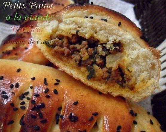 recette de pains farcis