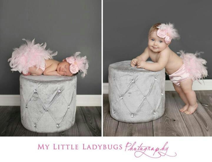 Newborn To 1 Year Pictures