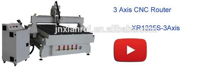 Jinan XianRui CNC Router Machine : Alibaba Trade Assurance cnc router engraver machin...