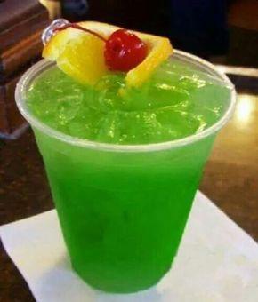 The liquid marijuana drink