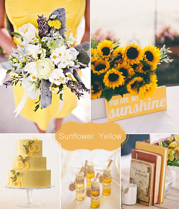 Spring Wedding Color Trends 2015   ... Me Pretty/Wedding Favors-Camille Style/Cake-Martha Stewart Weddings