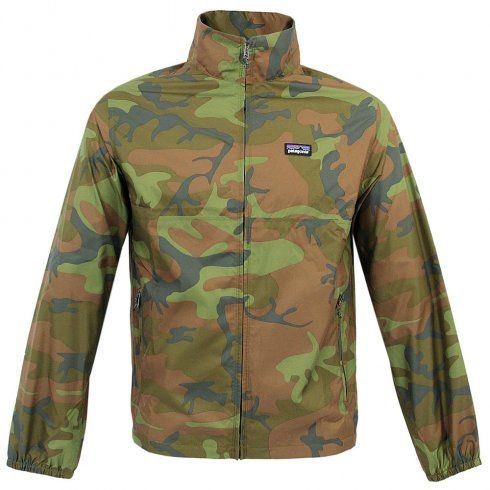 Patagonia Outdoor Clothing | Light  Variable™ Camo Jacket